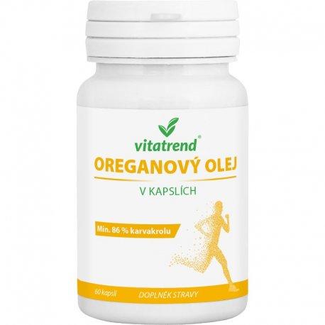 Oreganový olej, 60 kapsúl